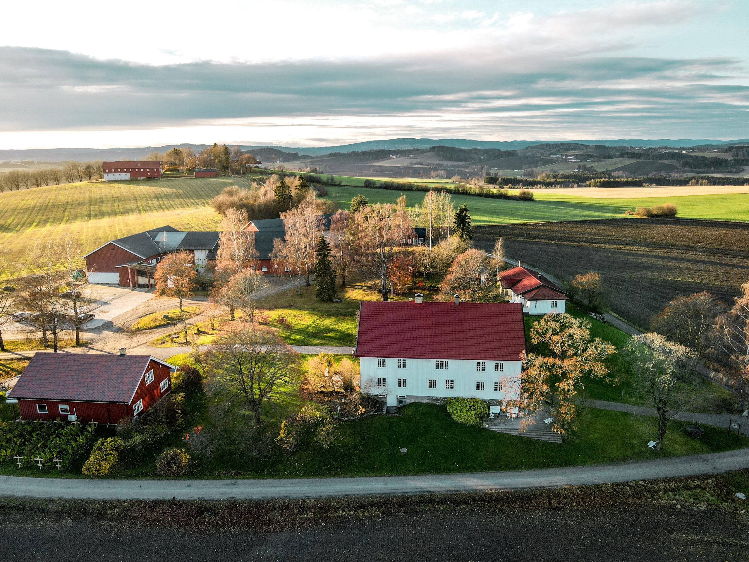 Kvarstad gård - Foto Stephanie Henning