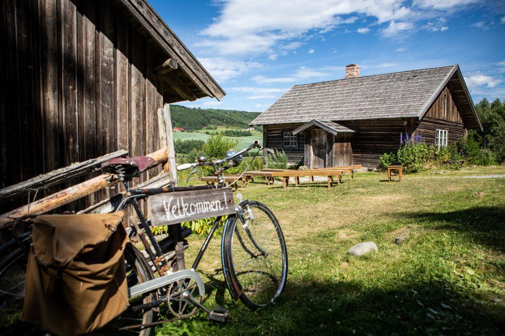 Sommer ved Prøysenstua